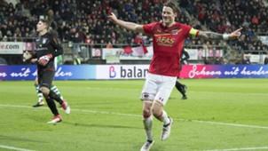 Wout Weghorst, AZ - PEC Zwolle, KNVB Beker 01312018