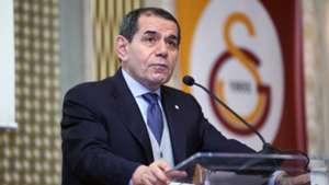 Galatasaray chairman Dursun Ozbek