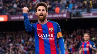 Lionel Messi Barcelona Osasuna LaLiga 26042017