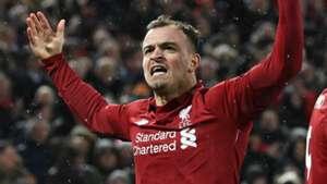 Xherdan Shaqiri Liverpool 2018-19