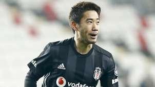 Shinji Kagawa Besiktas