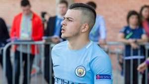 Lorenzo Gonzalez Manchester City