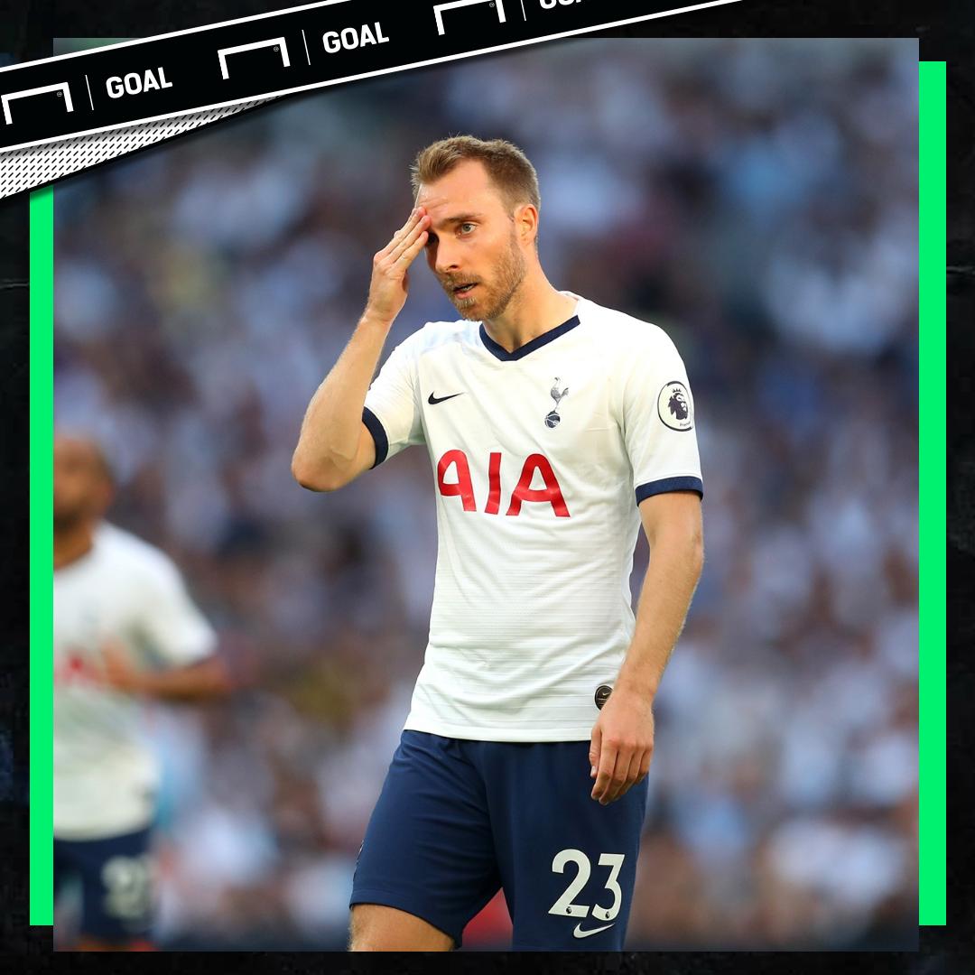 Christian Eriksen Tottenham PS