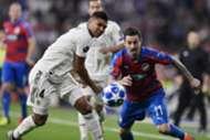 CASEMIRO REAL MADRID VIKTORIA PLZEN CHAMPIONS LEAGUE