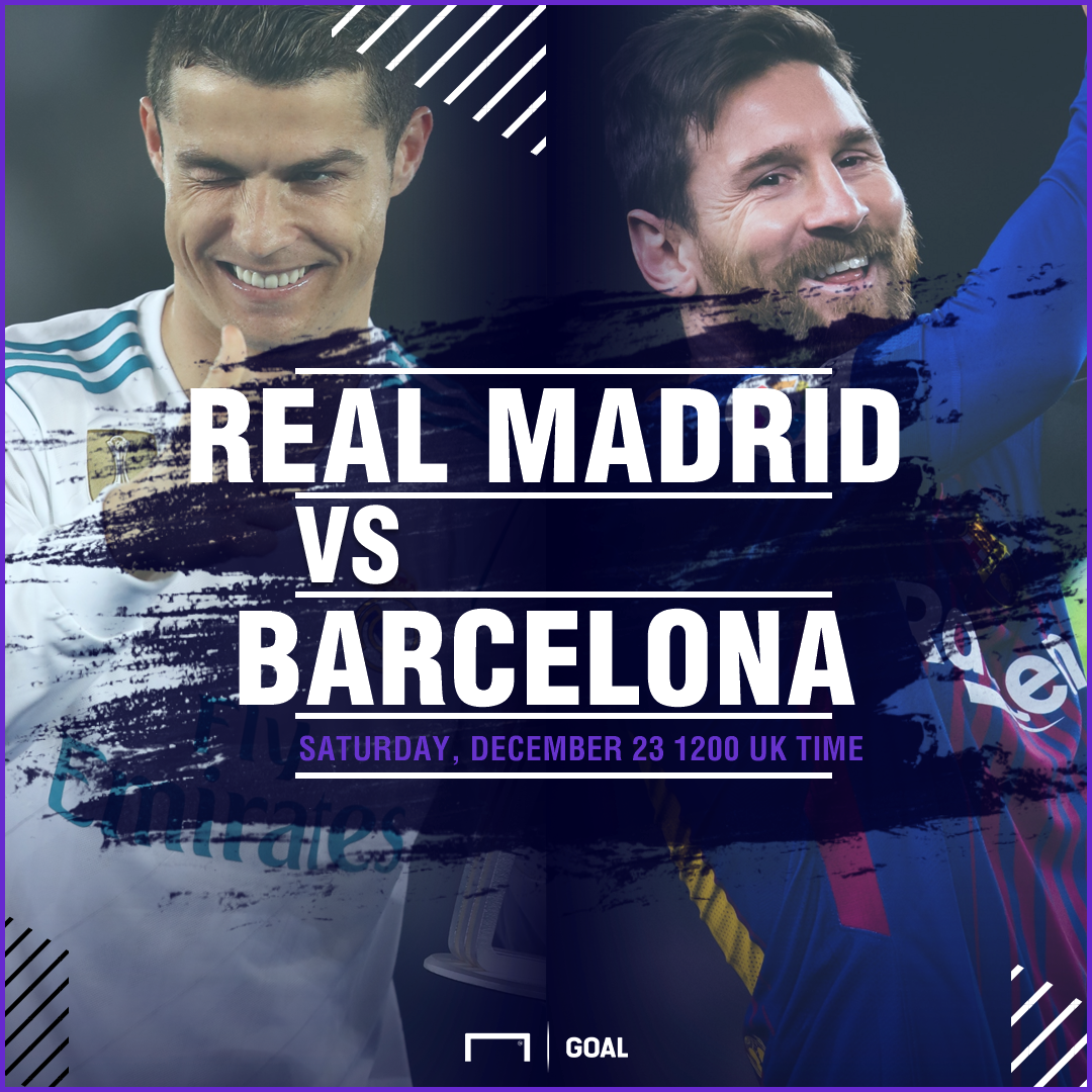 Real v Barcelona PS