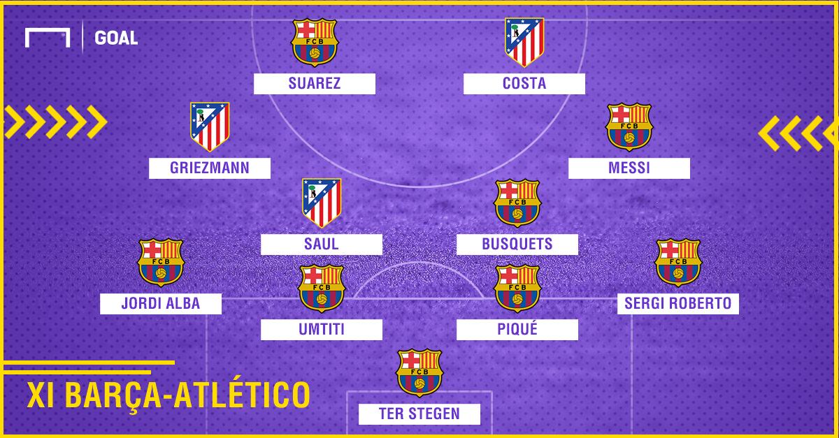 Barça Atlético