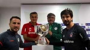 Besiktas Konyaspor Super Cup