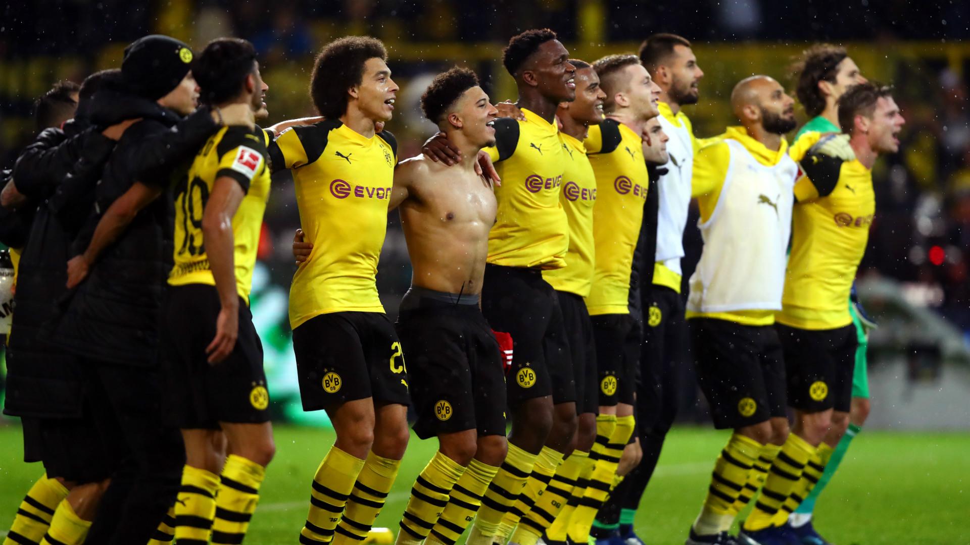 Borussia Dortmund FC Bayern 10112018