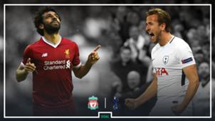 GFX Tottenham  Liverpool