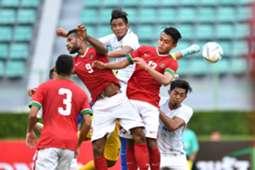 Irfan Zakaria, Malaysia U22, AFC U23 Qualifier, 19/07/2017