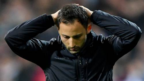 Domenico Tedesco Schalke 2018-19