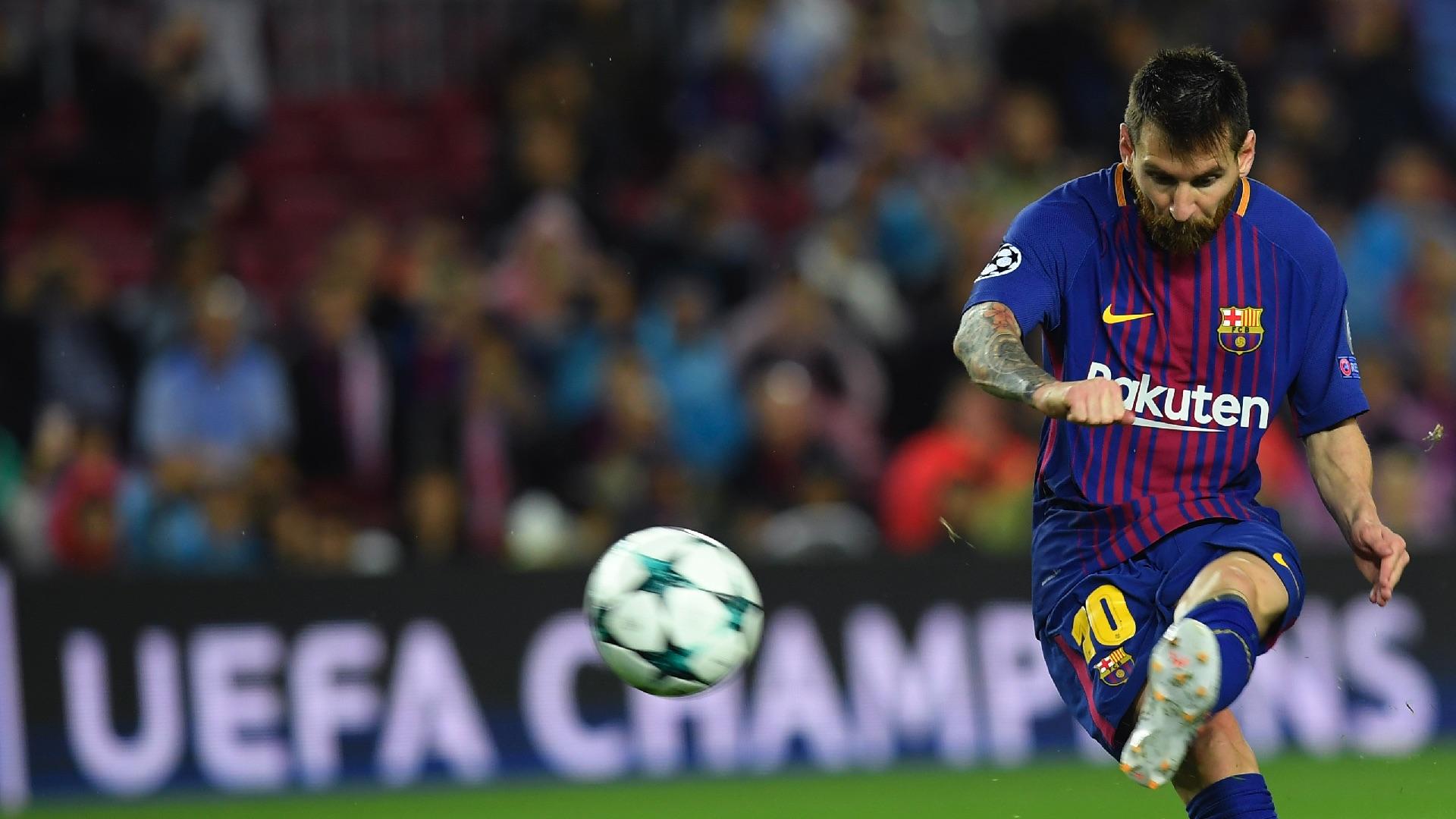 De locos: un club español desafió a Lionel Messi