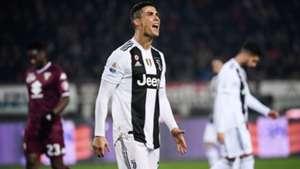 Cristiano Ronaldo Juventus Turin 15122018