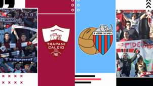 Trapani-Catania tv streaming