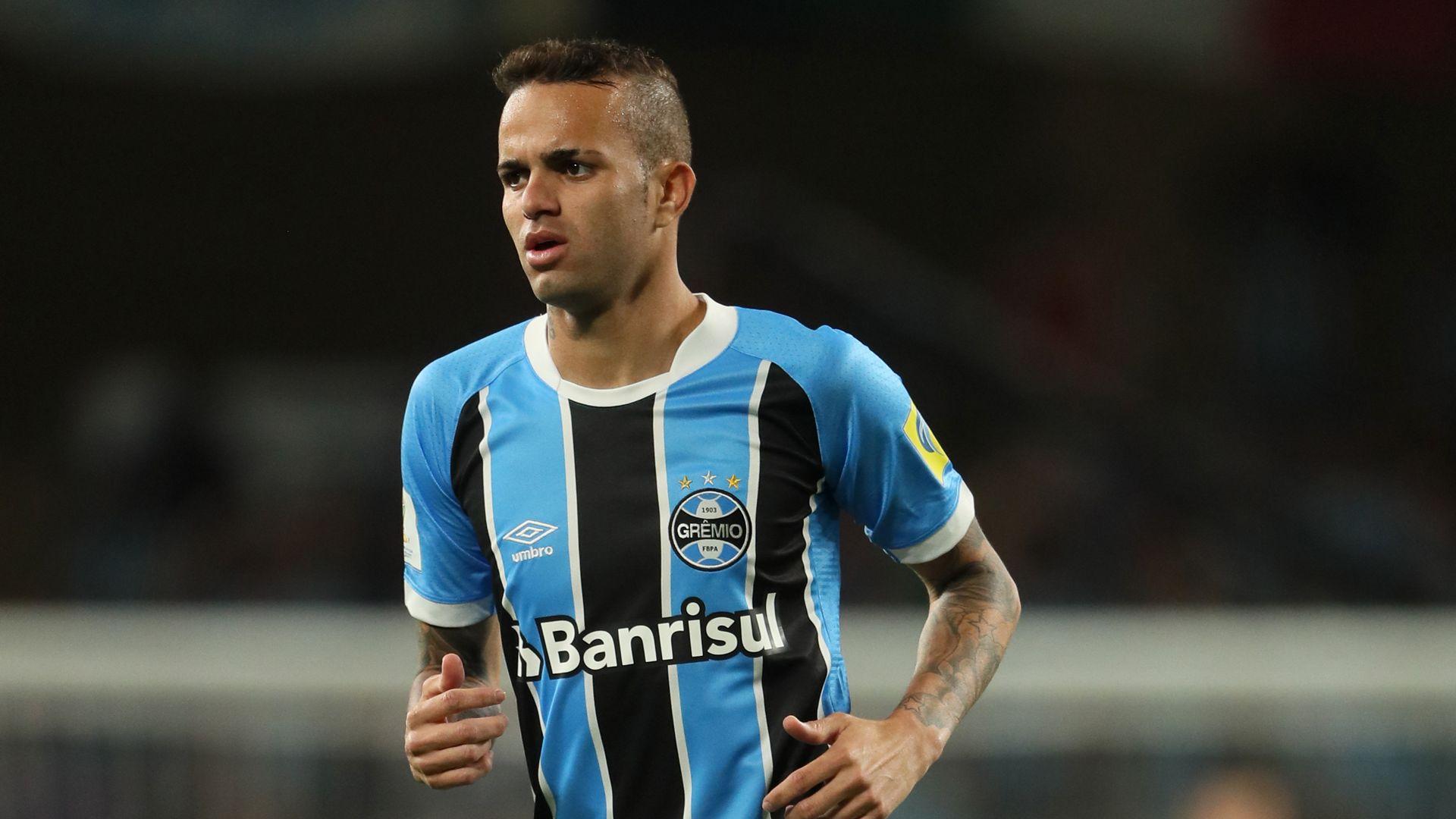 Luan, do Grêmio, é eleito