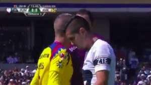 Matheus Uribe - Pumas vs América