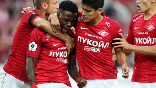 Quincy Promes, Spartak Moscow 08252018