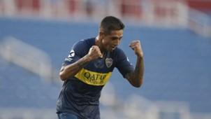 Agustin Almendra Boca Independiente Medellin Amistoso Pretemporada 2018
