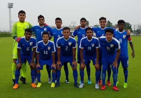 Report: Bangkok Glass FC U-17 2-2 India U-16