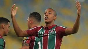 João Pedro Fluminense Atlético Nacional Sul-Americana 23 05 2019