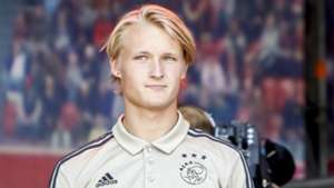 Kasper Dolberg, Ajax, 07282018