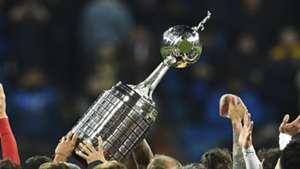 Libertadores troféu trofeo 2018