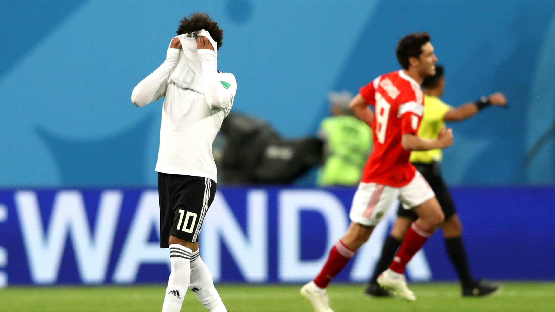 Russia 'know how to stop' Egypt's Salah