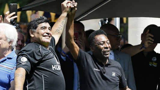 2017-09-06 Pele Maradona