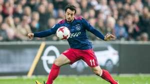 Amin Younes, Feyenoord - Ajax, 22102017
