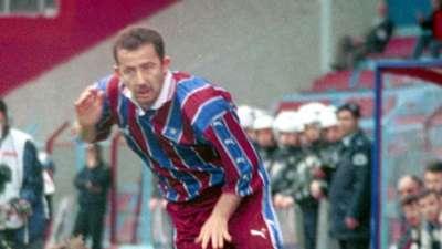 Sergen Yalcin Trabzonspor 2001