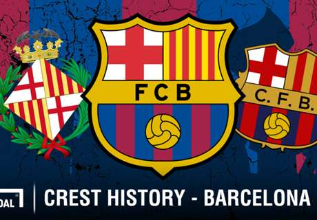 Video: FC Barcelona badge – all about the famous crest's history
