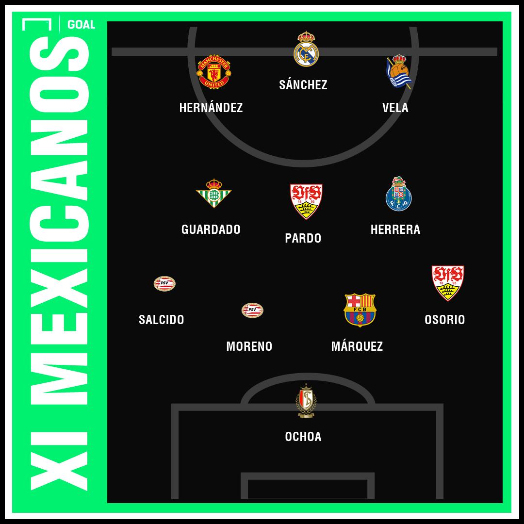XI Mexicanos