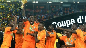 Ivory Coast Africa Cup of Nations 2015