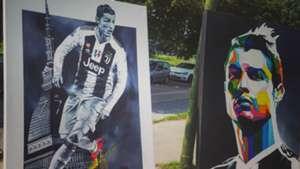 Cristiano Ronaldo art