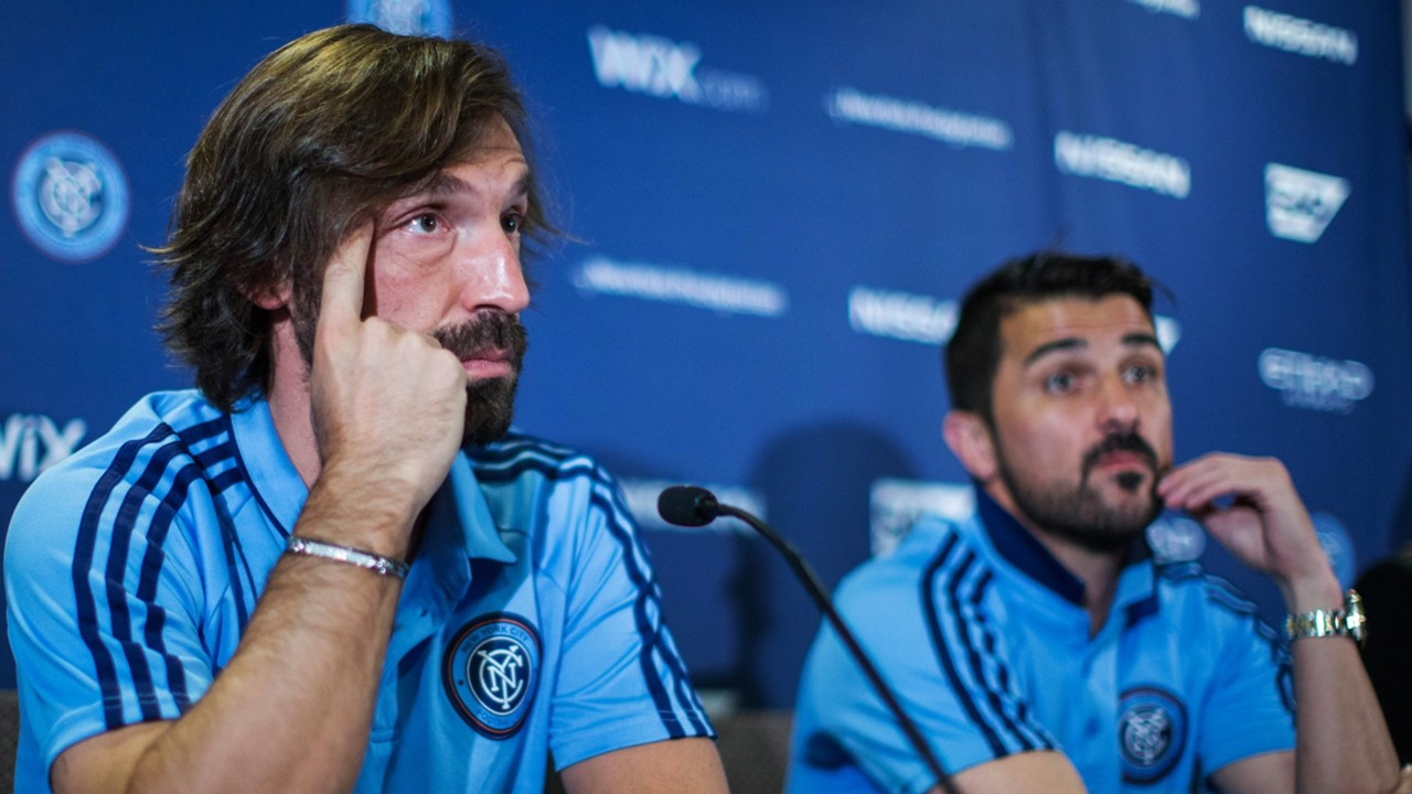 Pirlo, Kaka & Pemain Dengan Gaji Tertinggi Di MLS