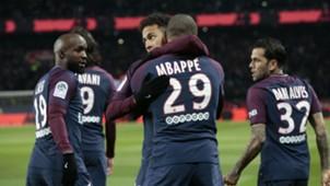 Kylian Mbappe Neymar PSG OM Ligue 1 25022018.jpg