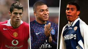 Goal 50 | Cristiano Ronaldo, Kylian Mbappe, Ronaldo