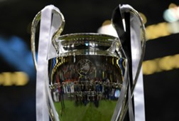 Champions League trophy 1