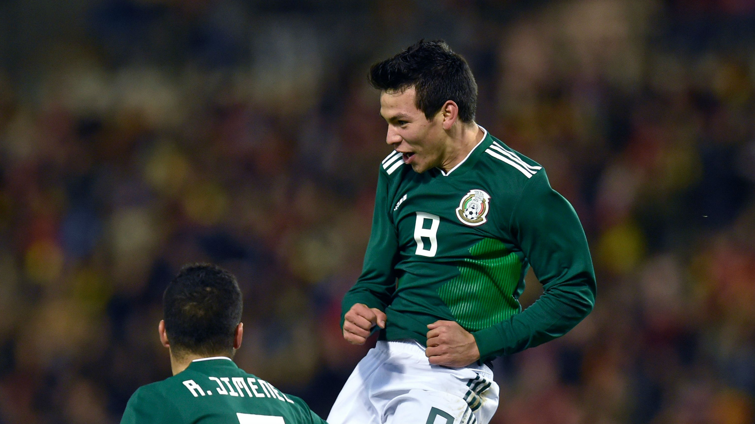 Belgium vs Mexico International Friendly Team News