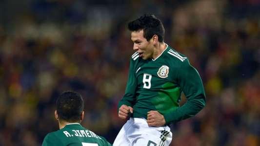 Hirving Lozano Mexico Belgium