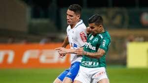 Thiago Neves Dudu Palmeiras Cruzeiro Copa do Brasil 28062017