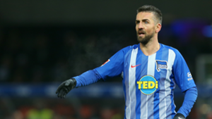 Vedad Ibisevic Hertha Berlin 2018-19 Bundesliga