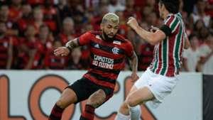 Gabigol Flamengo Fluminense Carioca 14022019