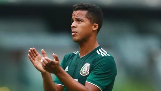 Giovani Dos Santos Mexico 2018