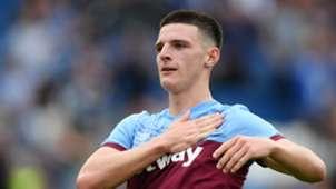 Declan Rice West Ham United 2019-20