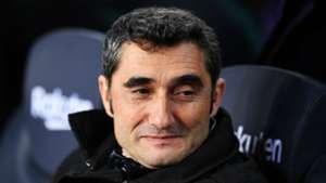 Ernesto Valverde FC Barcelona