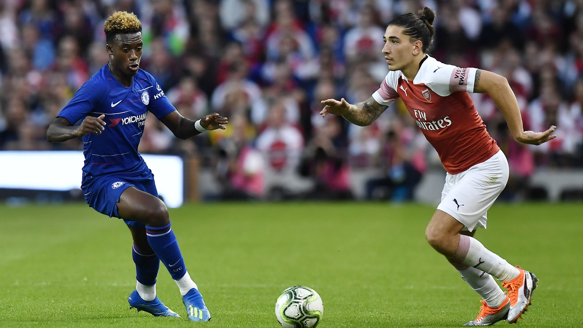 Arsenal vs. Chelsea - Football Match Report
