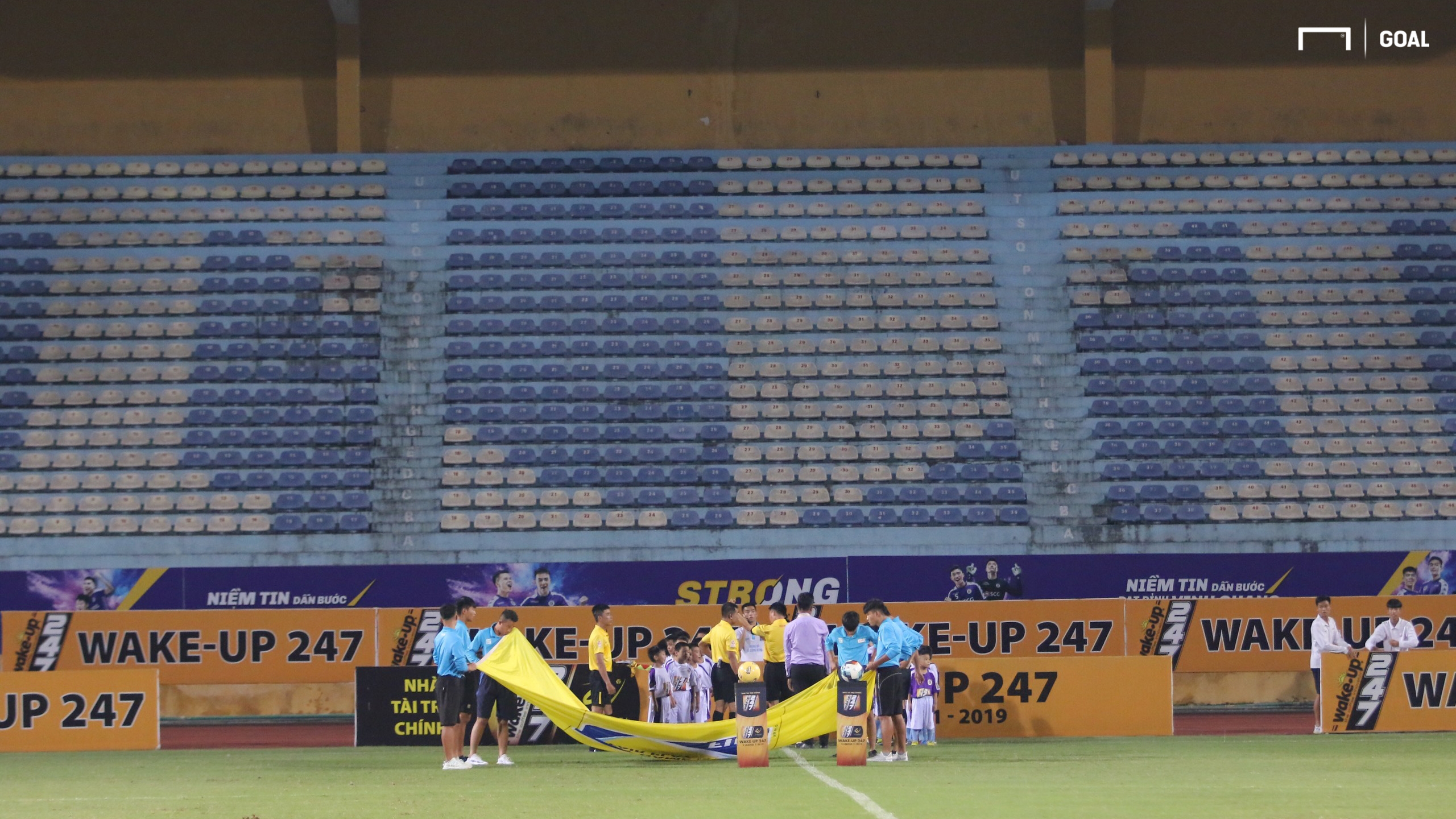 Hang Day Stadium Ha Noi vs Viettel V.League 2019