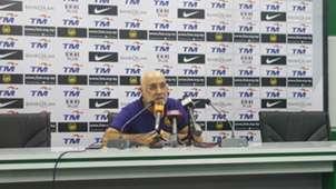 Nelo Vingada, Malaysia, Hong Kong, 2019 Asian Cup qualifier