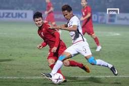 Vietnam vs Cambodia AFF Suzuki Cup 2018